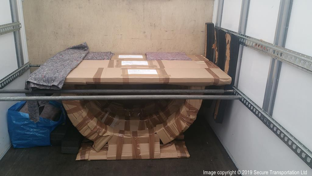 Specialised furniture transport company Secure Transportation Ltd
