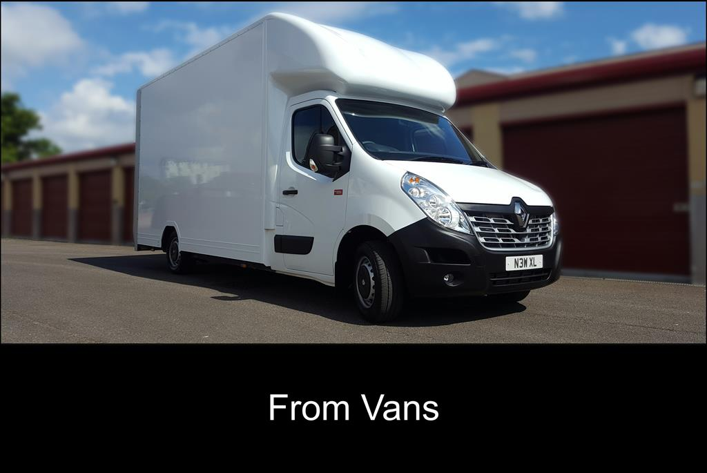 Secure Transportations new Euro 6 vans