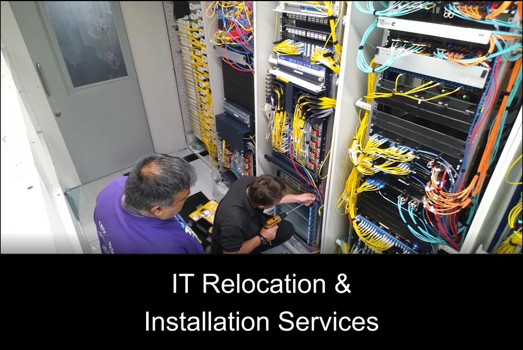 Secure Transportation Ltd are IT relocation and installation specialists in the UK and Europe