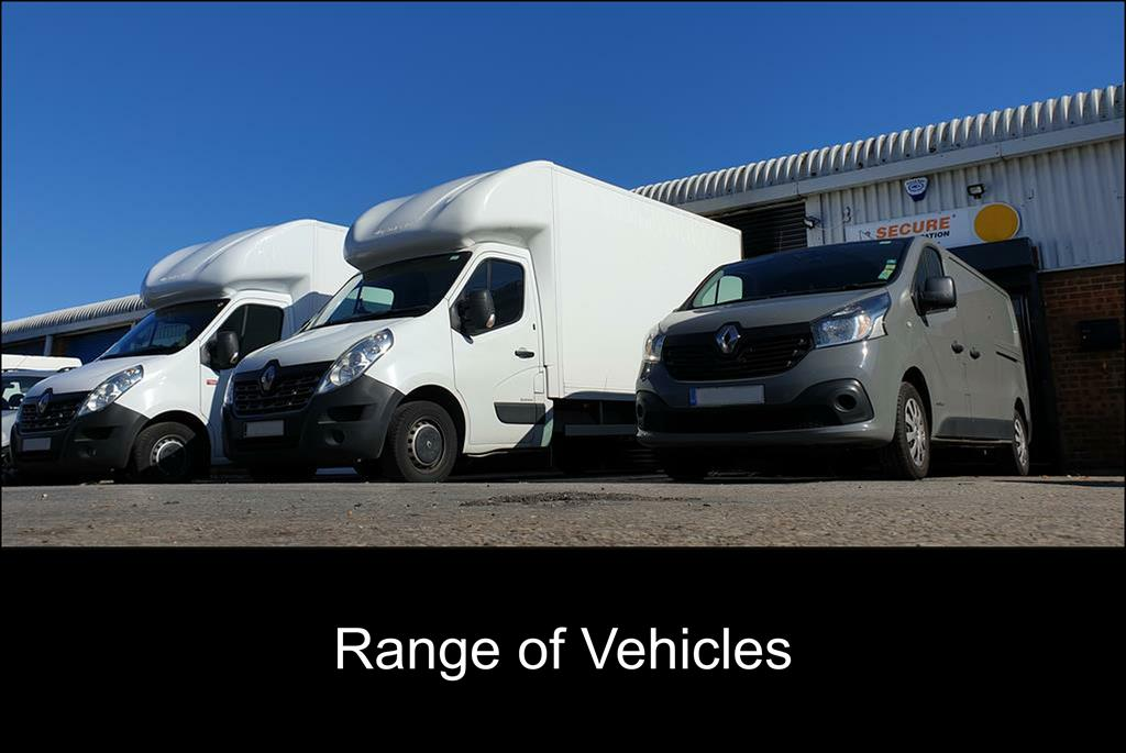 Secure Transportation have nearly 25 years experience of UK and European courier transport